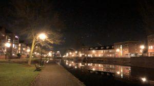 Veenendaal 's avonds